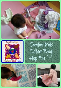 Creative Kids Culture Blog Hop #31