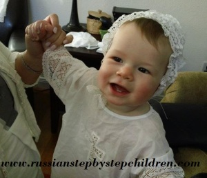 Baptism in the Russian Orthodox Church {Parenting and Faith}   Russian Step By Step for Children on Alldonemonkey.com