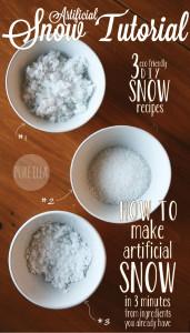 Artificial-Eco-Friendly-Snow-Tutorial