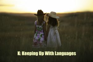 keeping up with languages